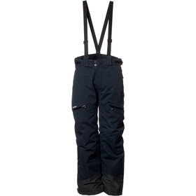 Isbjörn Offpist Pantalones de esquí Niños, black